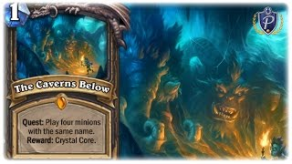 Good times with Caverns Below Rogue