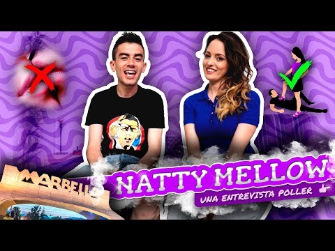 Natty Mellow SIN C*NSURA: Entrevista Poller después de grabar 👉 Jordi ENP