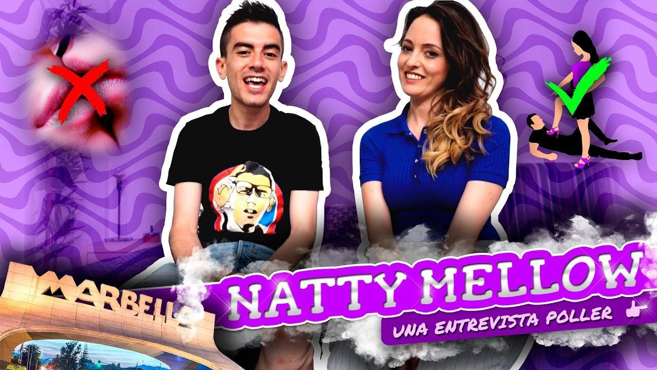 Natty Mellow SIN C*NSURA: Entrevista Poller después de grabar 👉 Jordi ENP #1