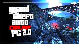 GTA ONLINE PC 2.0 | Das Flugzeug-Ballett [Facecam][HD] Let's Play GTA 5 PC