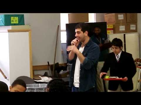 "Throwback Video: Versatile Rapping at Middle School ""Hamtramck Charter Academy"""