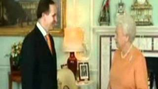 Prime Minister meets the Queen