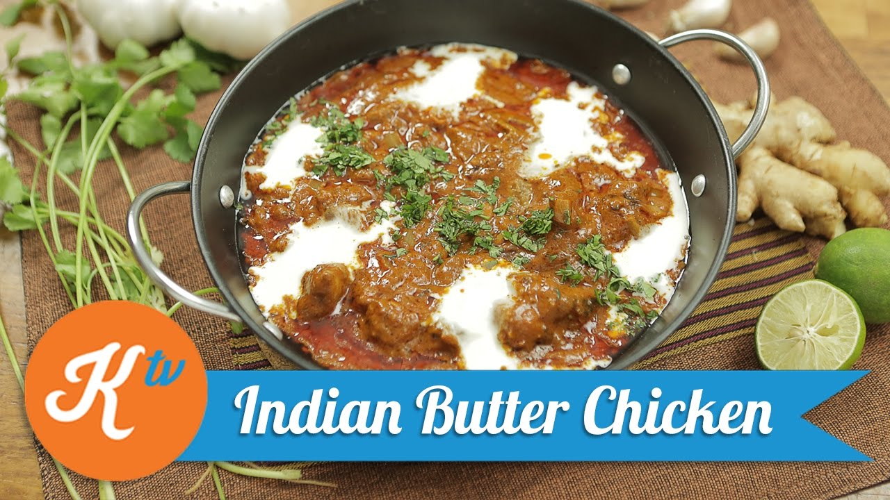 Resep Indian Butter Chicken Andrew Karmajana Youtube