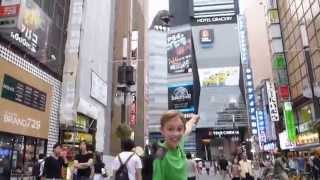RTW 365 Video Day387 Part2 | Exploring Tokyo