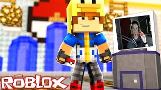 CAN I CATCH ALL THE POKEMON??? ROBLOX Roleplay - Baby Duck Adventures (Custom Roleplay)