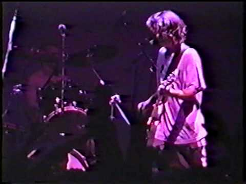 Hovercraft, Foo Fighters, Mike Watt 1995 Seattle, WA