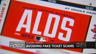 Orioles expecting uptick in ticket, merchandising scams: How to spot a fake