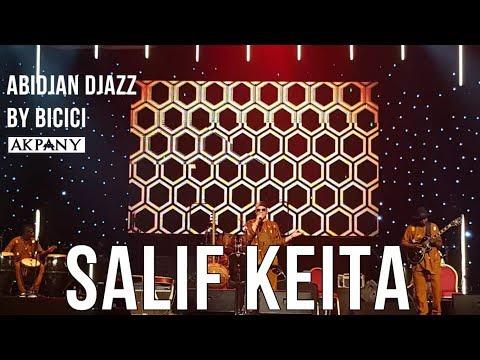 Salif Keita - Abidjan Jazz By BICICI - ShowCase Privé - Akpany TV