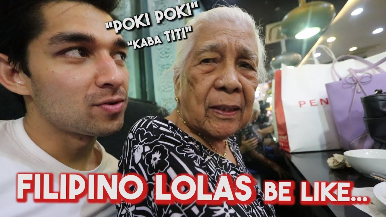 When Filipino Lolas go BEAST MODE