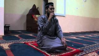 Surah Al-Mulk live in Vilankulo 2012 - Qari Ziyaad Patel