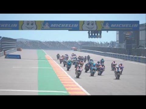 MotoGP™19 Game Play Career Mode |