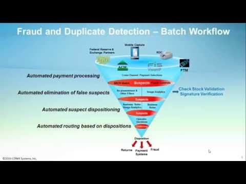 CONIX Dupe Detective and Fraud Detective Overview
