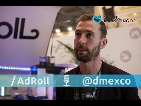 """Shane Murphy, AdRoll: """"When people are ready to buy, we put an ad in front of them"""""""