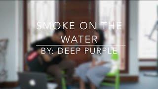 Smoke On The Water - Deep Purple | Cover by Kanya Pinandita & Farraz Hakim