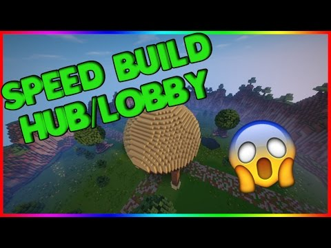 Speed build Epic Hub/Lobby + Free download