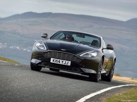 Aston Martin Db9 Carbon Edition 2015 Youtube