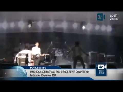 Rocker Aceh Beradu Skil di Festival Rock Fever Competition