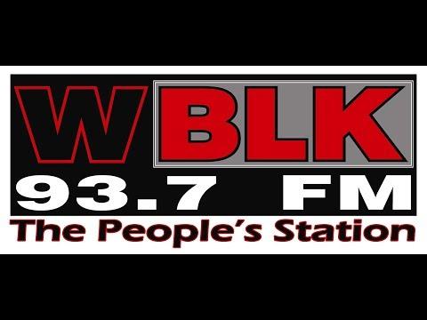 WBLK 937FM Buffalo 1995