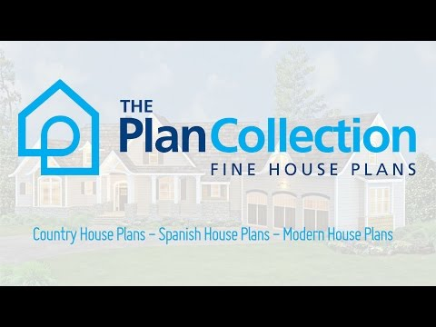 Intro to Country, Spanish & Modern House Plans - Tim Bakke, The Plan Collection