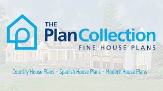 Intro To Country, Spanish & Modern House Plans   Tim Bakke, The Plan Collection