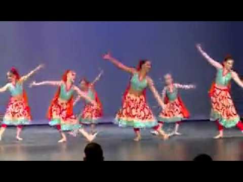 Dance Moms - Dance Group - Bollywood Dream ( S06E05 )