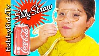 The Amazing Silly Straw by HobbyKidsTV