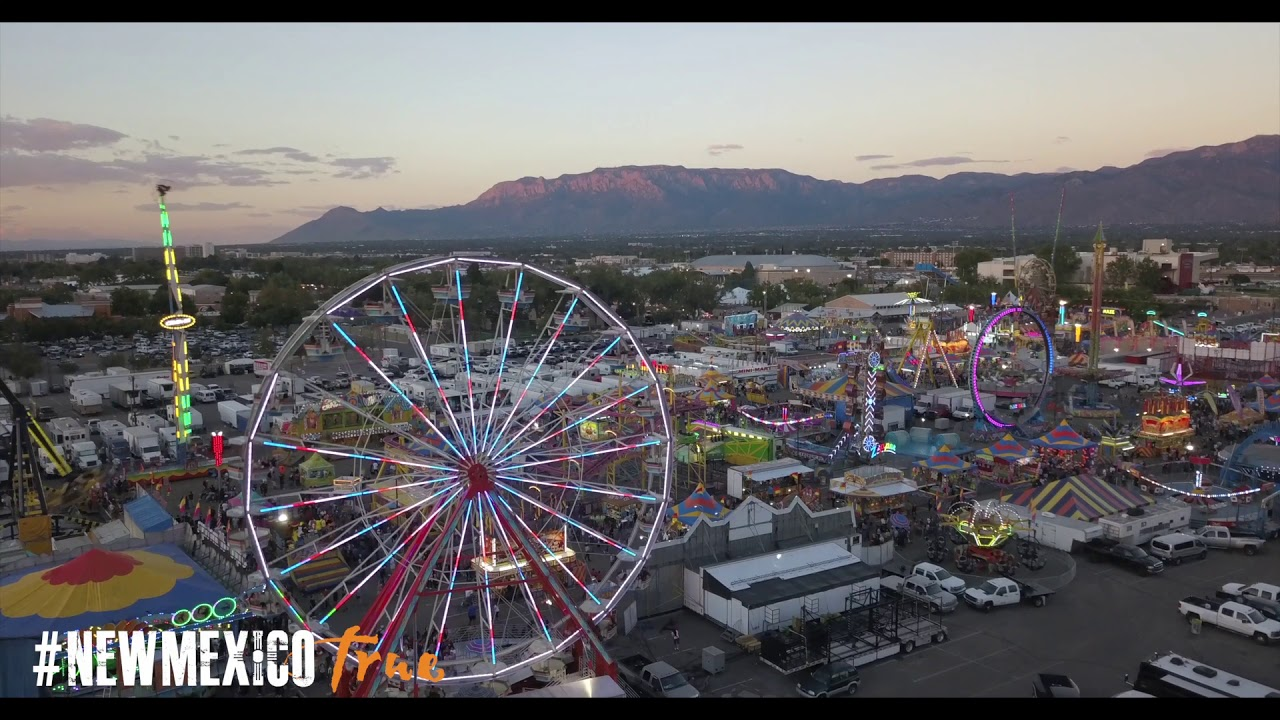 NM True OVERviews-The State Fair