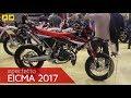 Eicma 2017 - Fantic Motor 50 Enduro e Motard 2018