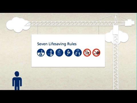 Suncor - Life Saving Rules