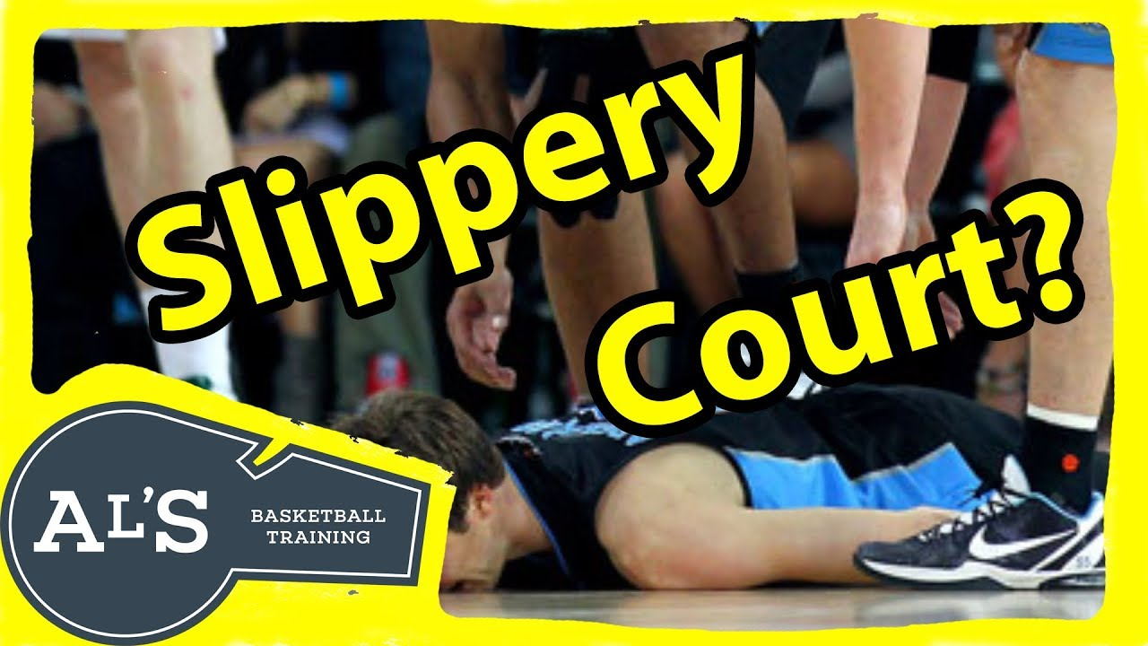 Ways To Fix Slippery Basketball Shoes