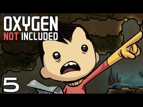 Oxygen Not Included | Episode 5 - Bedrooms and Research [Oxygen Not Included Gameplay Alpha]