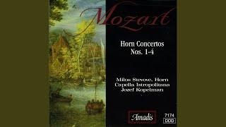 Horn Concerto No. 1 in D Major, K. 412: II. Rondo: Allegro