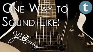 One Way To Sound Like: John Petrucci