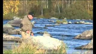 Диалоги о рыбалке. Финляндия. Обучение нахлысту на реке и озере