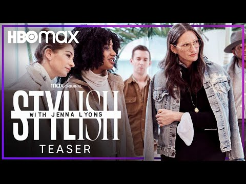Stylish with Jenna Lyons | Premieres December 3 | HBO Max