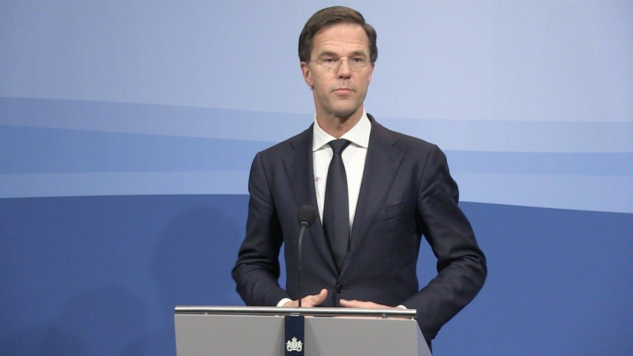 Integrale Persconferentie MP Rutte 29 Januari 2016