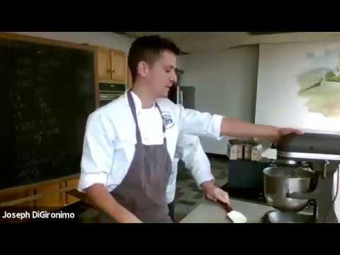 Chef Sean McMonagle's presentation at JNA Institute of Culinary Arts May 7, 2020