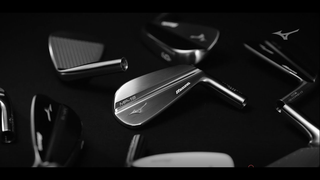 Shop Mizuno MP-18 Irons & The New MP-18 Irons | Fairway Golf