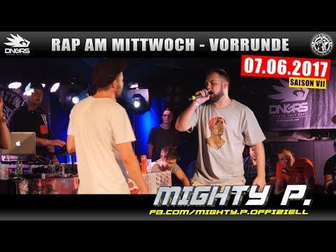 RAP AM MITTWOCH BERLIN: 07.06.17 Vorrunde feat. MIGHTY P., KROM uvm. (2/4)