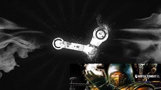 Mortal Kombat X,XL KP2 Online Open Beta Gameplay PC 1st l00k! IT