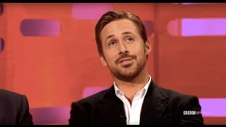 This Guy Really Rubbed Ryan Gosling The Wrong Way - The Graham Norton Show