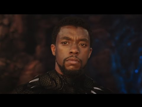 Killmonger death scene in HD (good quality)
