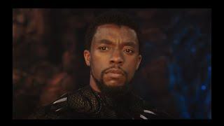 Killmonger death scene in HD (good quality)