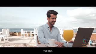 Málaga, ¡dónde mejor?: La video conferencia