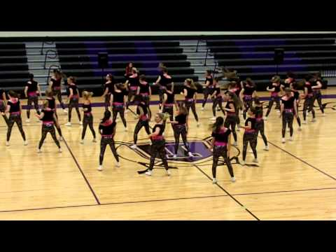 Sweethearts Team Hip Hop ~ Crowd Pleasers Dance Dallas Showcase