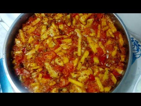 Patates Tavası Kolay ve Ekonomik Tava Tarifi