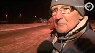 Schaatsmarathon op 't Cranevelt - TV Gelderland