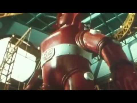 【 スーパーロボット レッドバロンOP 前期   mov歌詞付 】