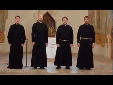 "Russian Orthodox Chant ""Let my prayer arise."""