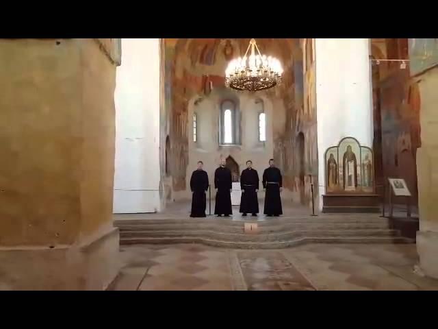 Canto oracional Ortodoxo: Que mi oración se eleve.
